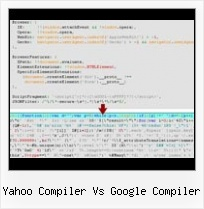 Decode Google Closure Obfuscation yahoo compiler vs google compiler