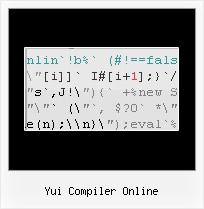 Ruby Gem Html Minification yui compiler online