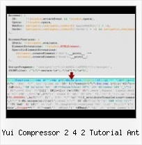 Javascript Obfuscator Megaupload yui compressor 2 4 2 tutorial ant