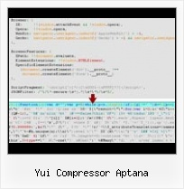 How To Encode Javascript Code To Jscript yui compressor aptana