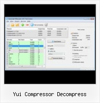 Javascript String Encryption Using The Alphabet And A Key yui compressor decompress