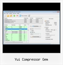 Google Closure Compiler Jsp Files yui compressor gem